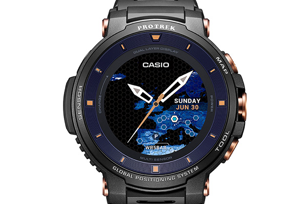 f36bff895 BASELWORLD 2019 - CASIO