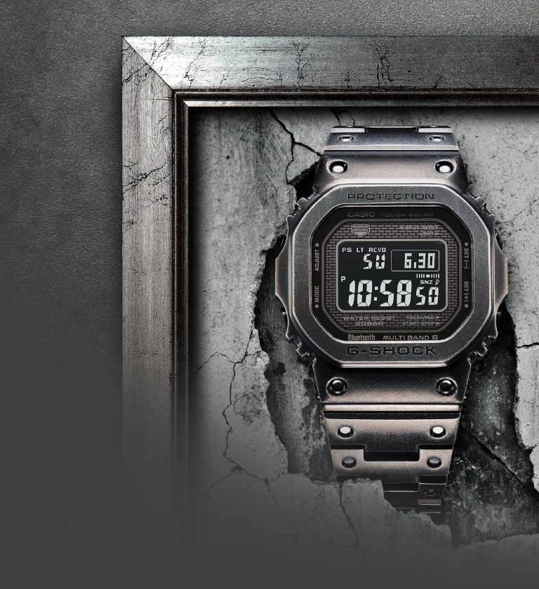 56d3af0e08c9 GMW-B5000V - G-SHOCK - PRODUCTS - BASELWORLD 2019 - CASIO
