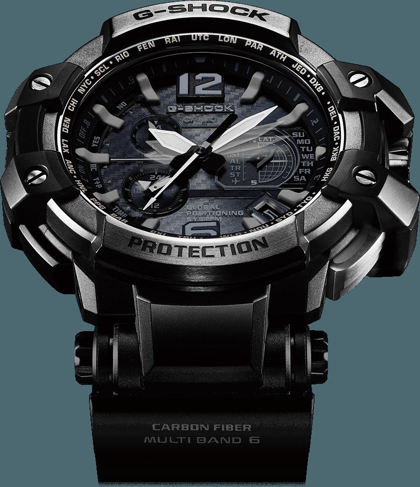 Casio Watches Technologies